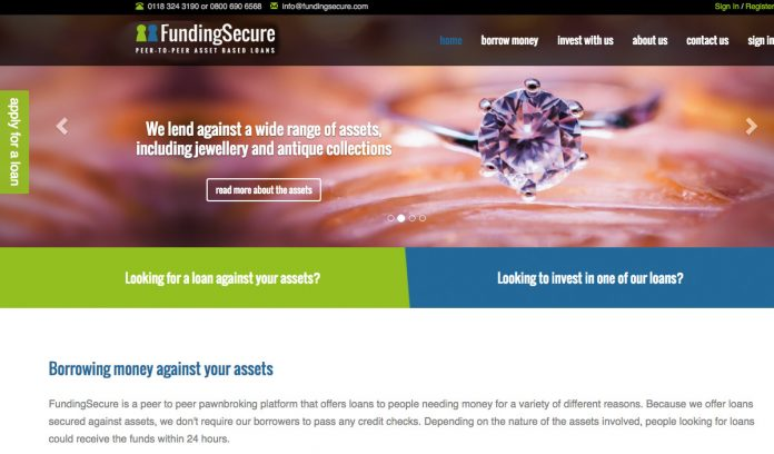 Funding Secure