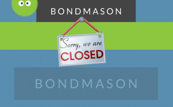 Bondmason closing