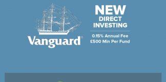 vanguard uk