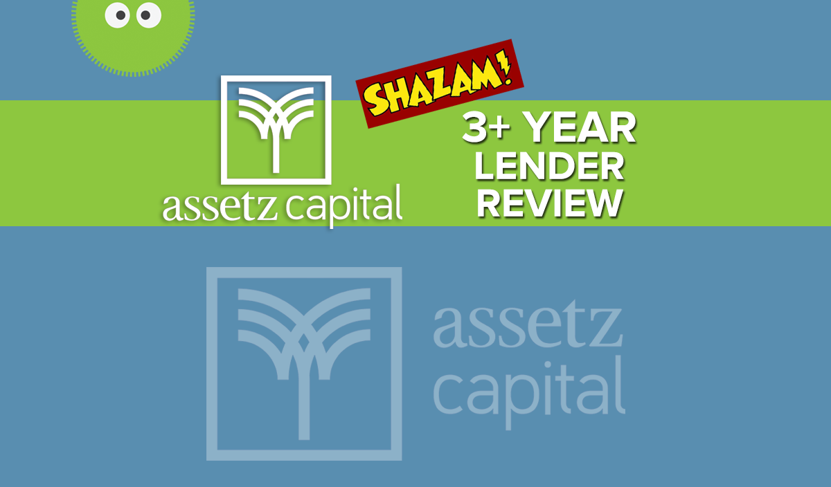 Assetz Capital Peer to Peer Lending Review