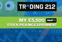 Trading 212 part1